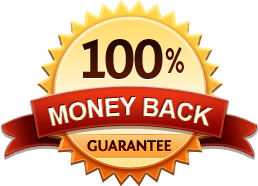 Why Hire Us? 100% Money Back Guarantee!